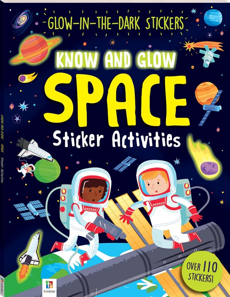 Space Sticker Activities   Books