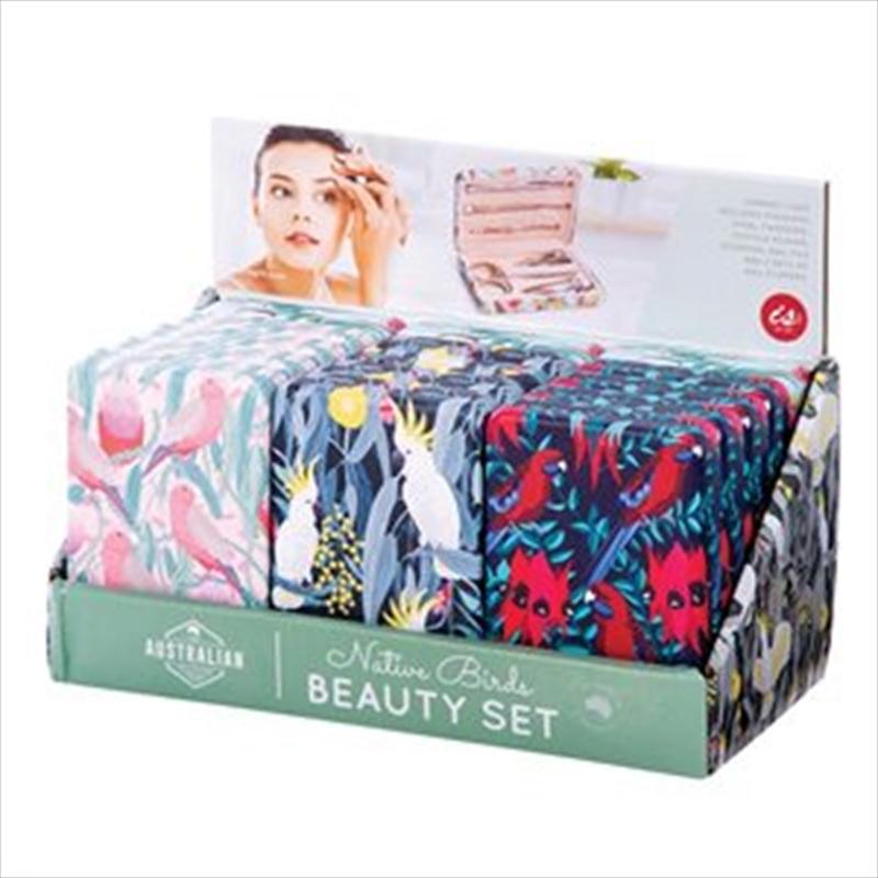 Beauty Set Birds Assorted Design | Merchandise