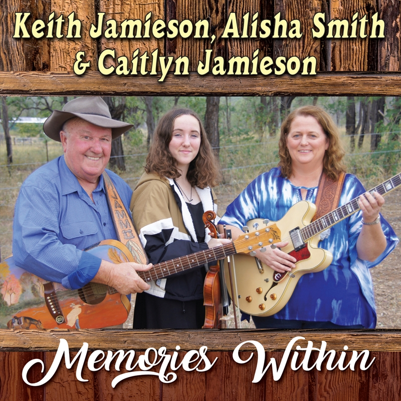 Memories Within | CD