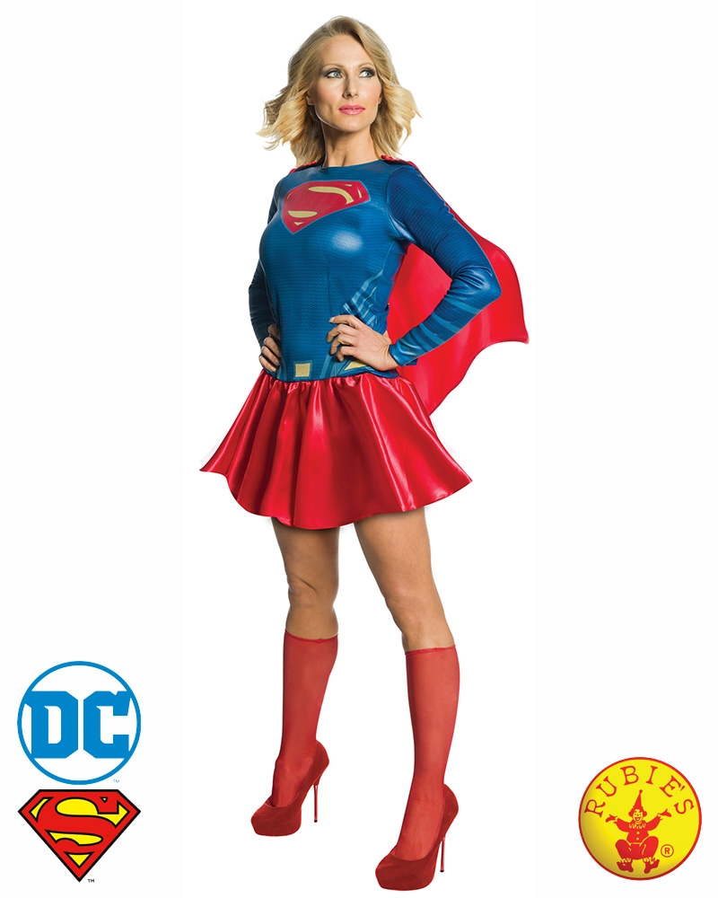 Supergirl Costume: Size M   Apparel