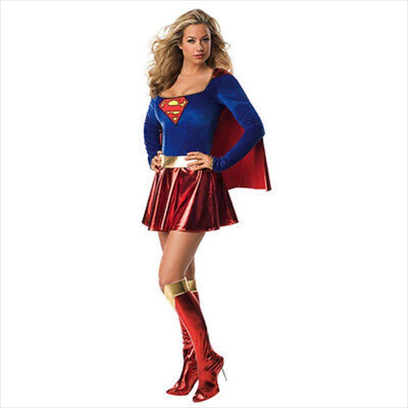 Supergirl Secret Wishes: Medium | Apparel