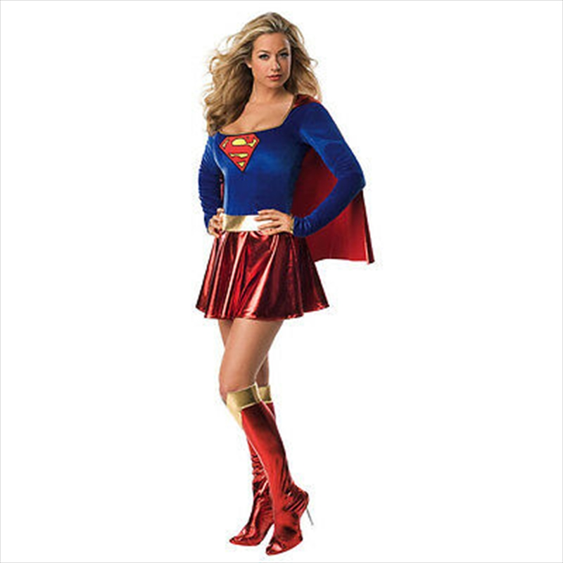 Supergirl Secret Wishes: Large | Apparel