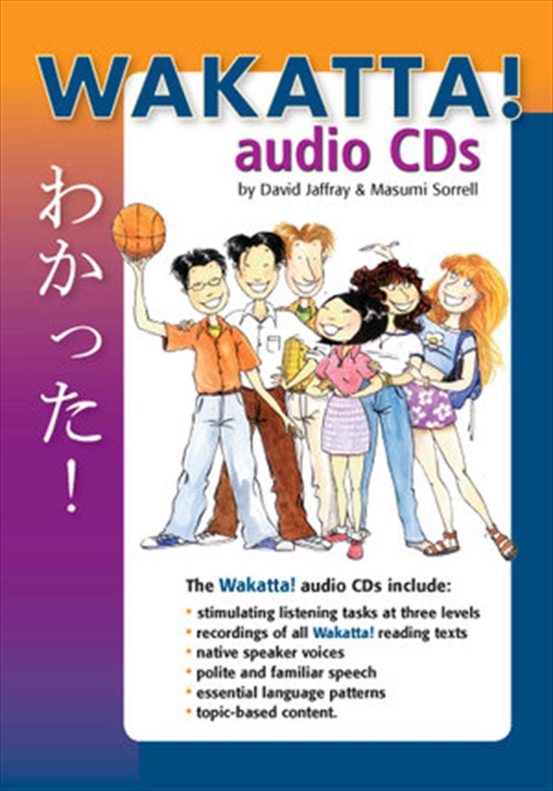 Pascal Press Wakatta! Audio 7 CDs | Audio Book
