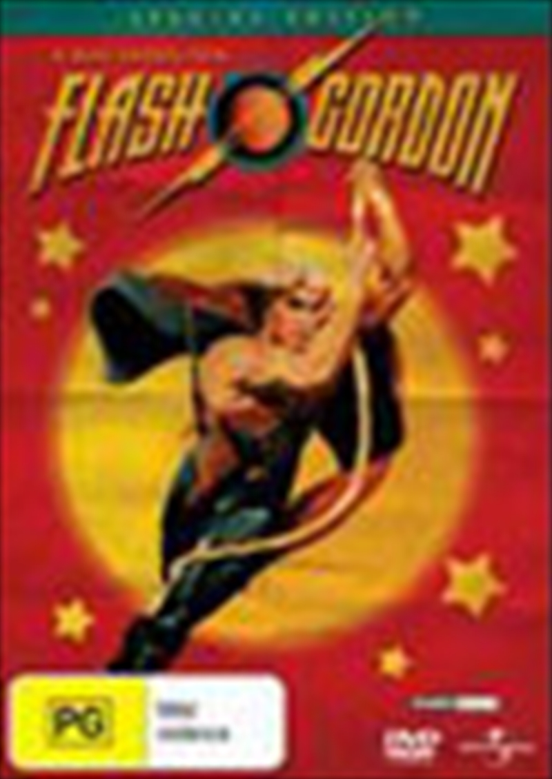 Flash Gordon: Special Edition | DVD