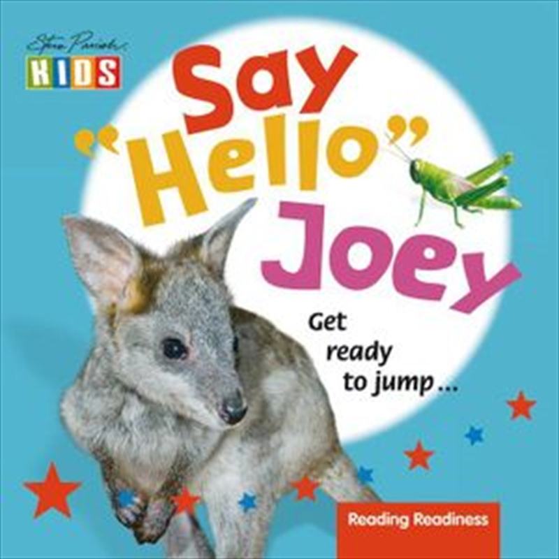 "Steve Parish Say ""Hello"" Story Book: Joey 