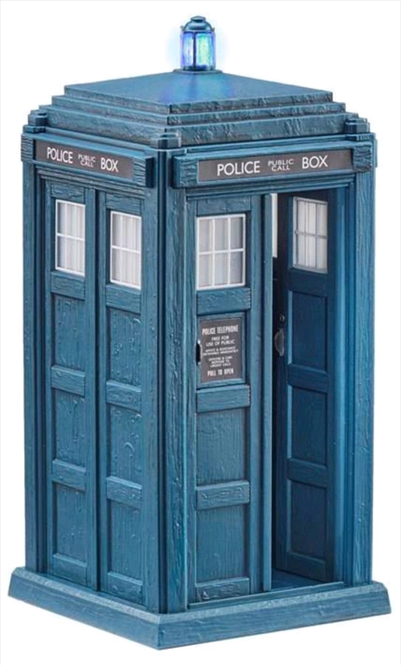 Doctor Who - Thirteenth Doctor's TARDIS with Light & Sound | Collectable