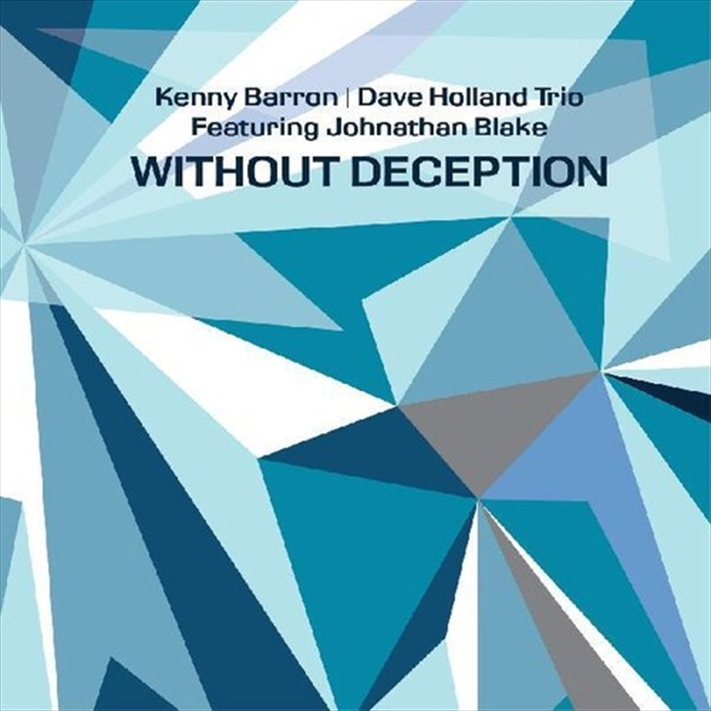 Without Deception   CD
