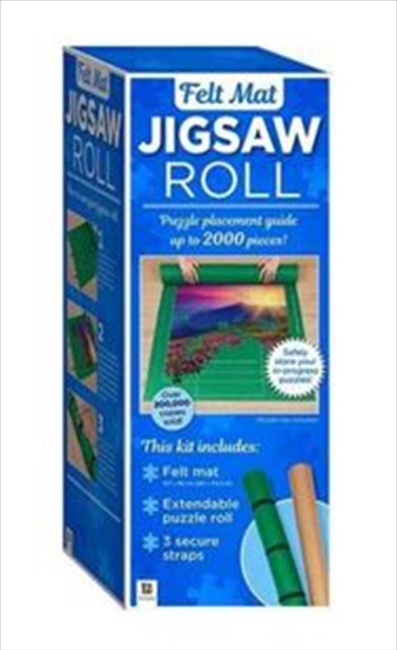 Jigsaw Felt Roll - 2020 Edition | Merchandise