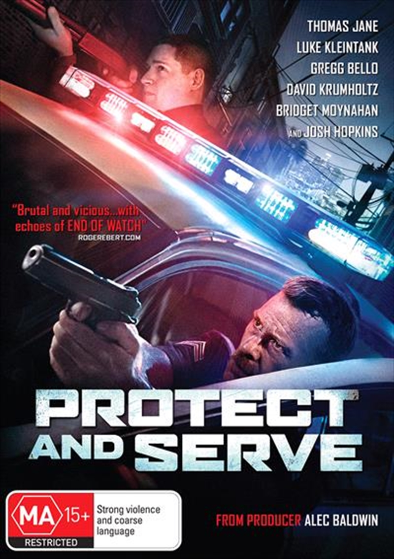 Protect And Serve | DVD