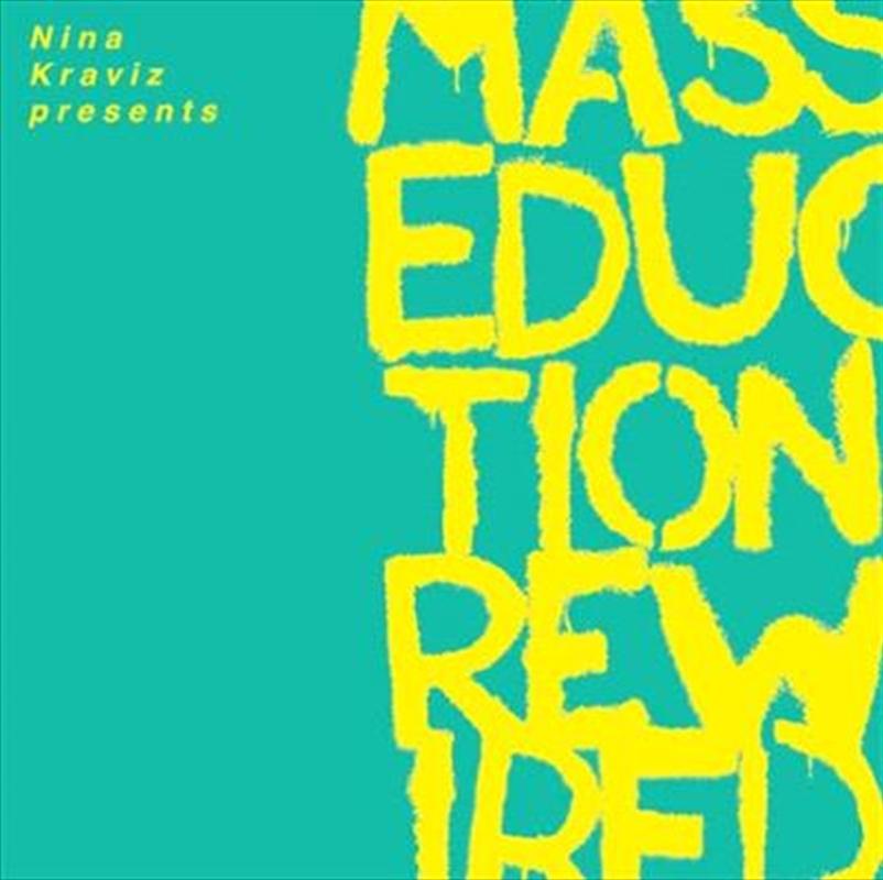 Nina Kraviz Presents Masseduction Rewired | Vinyl
