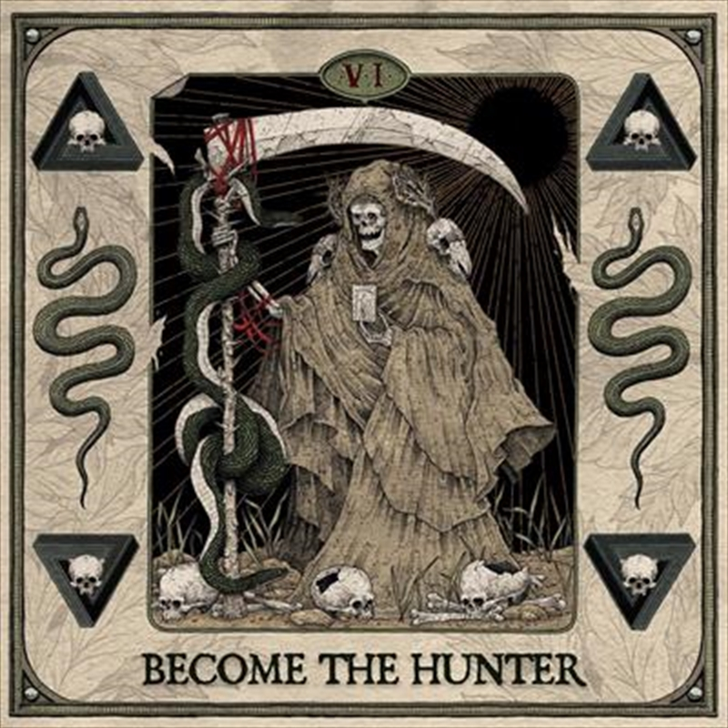 Become The Hunter | CD