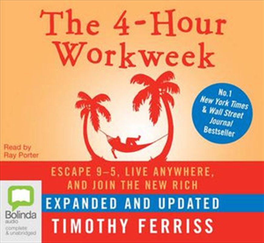 Four Hour Working Week, The | Audio Book