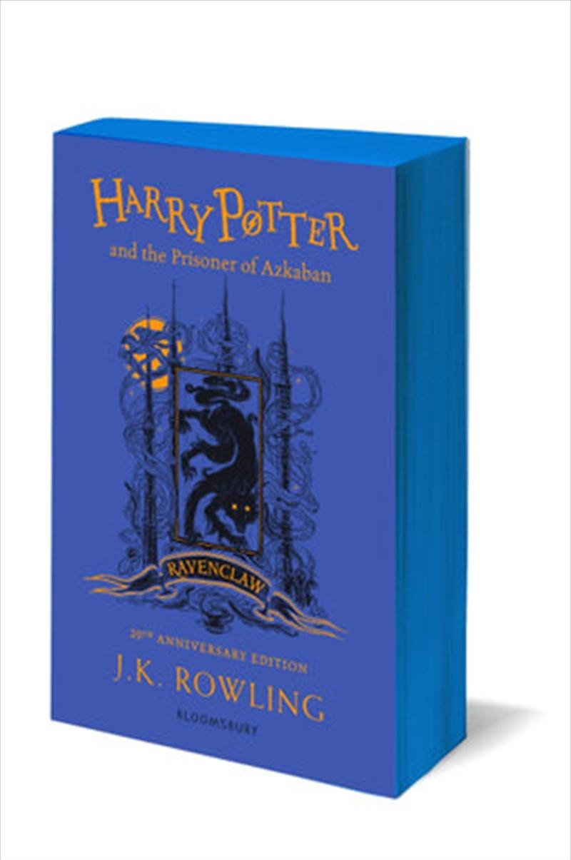 Harry Potter and the Prisoner of Azkaban - Ravenclaw Edition   Paperback Book