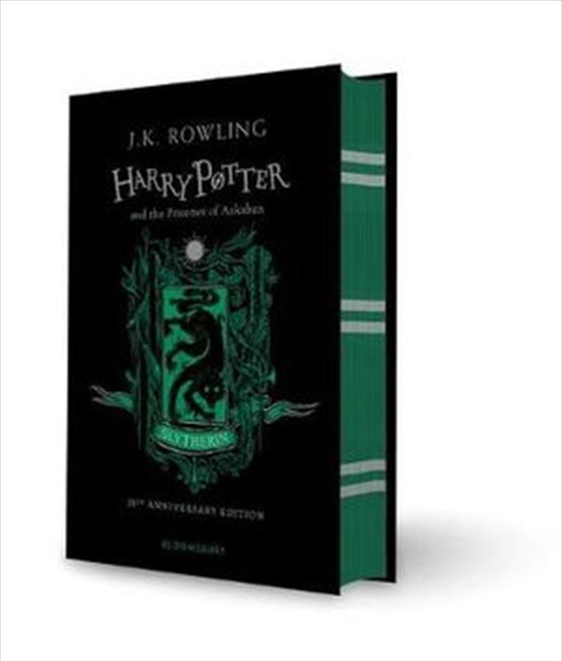Harry Potter and the Prisoner of Azkaban - Slytherin Edition | Hardback Book