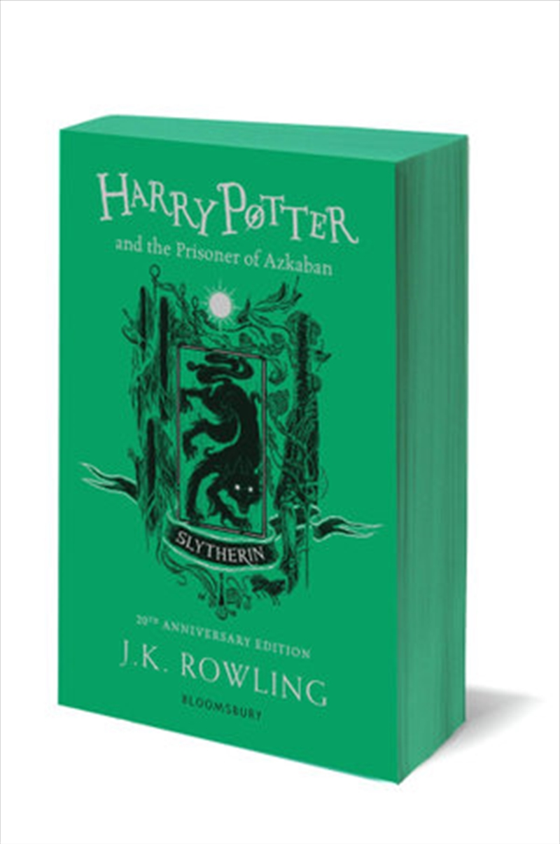 Harry Potter and the Prisoner of Azkaban - Slytherin Edition | Paperback Book