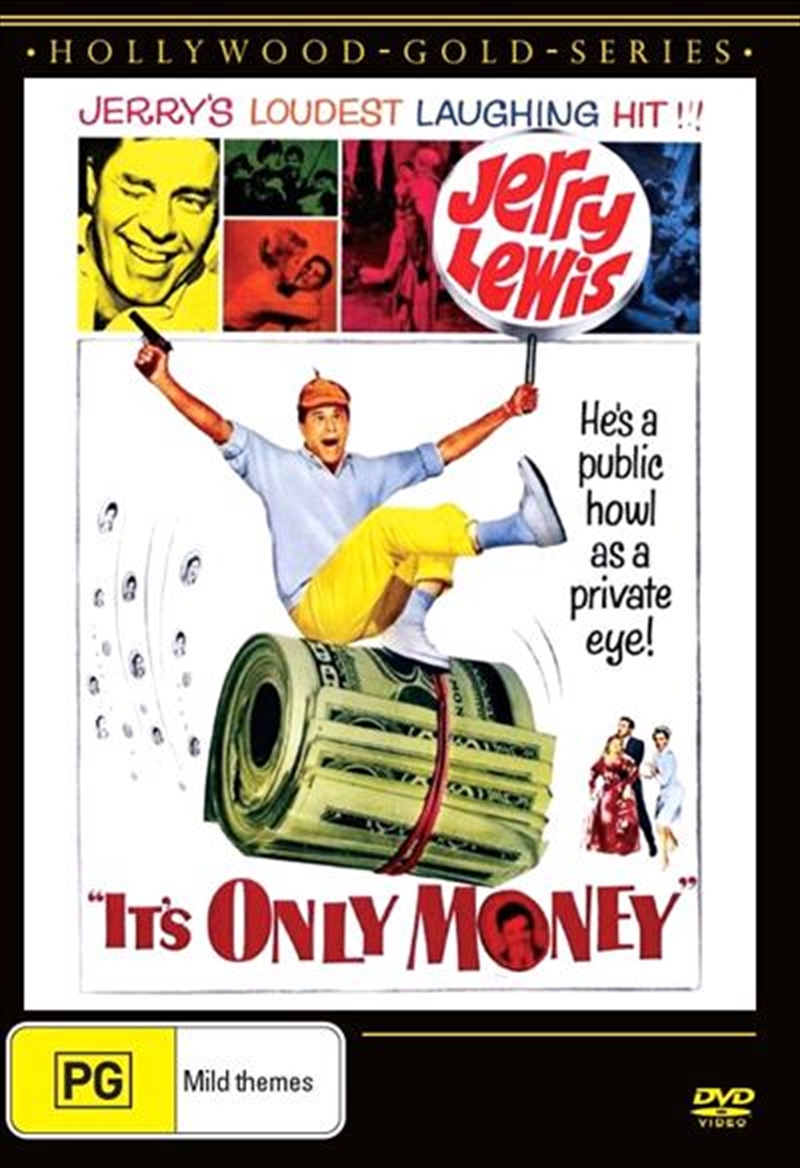 It's Only Money | Hollywood Gold | DVD