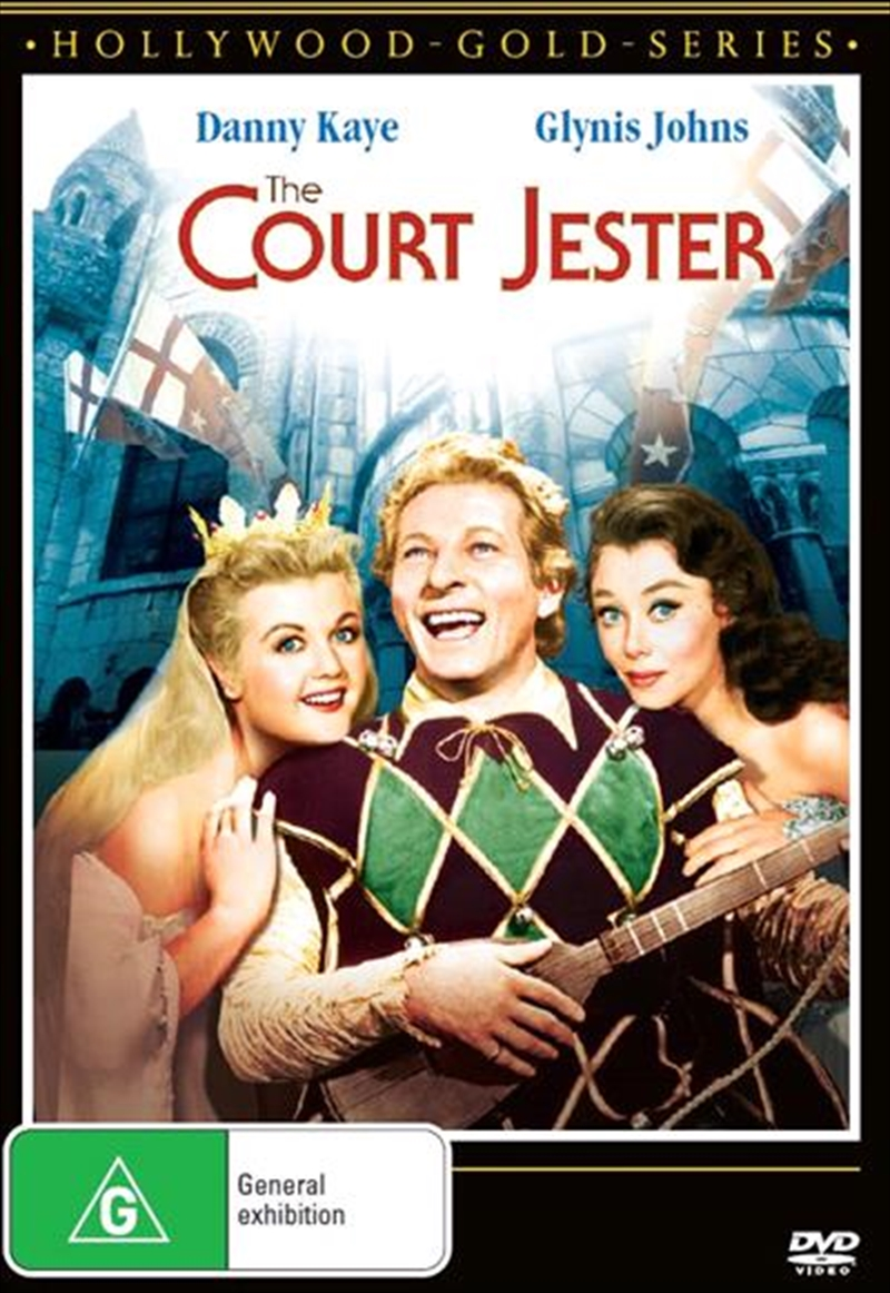 Court Jester   Hollywood Gold, The   DVD