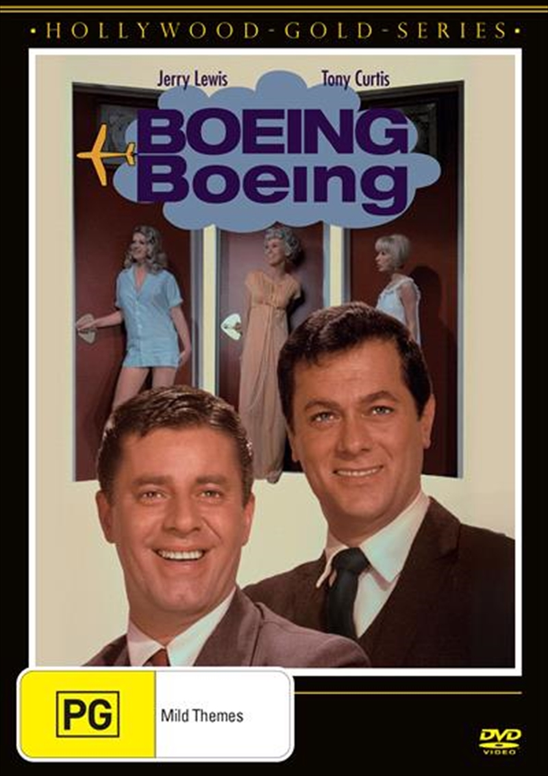 Boeing, Boeing | Hollywood Gold | DVD