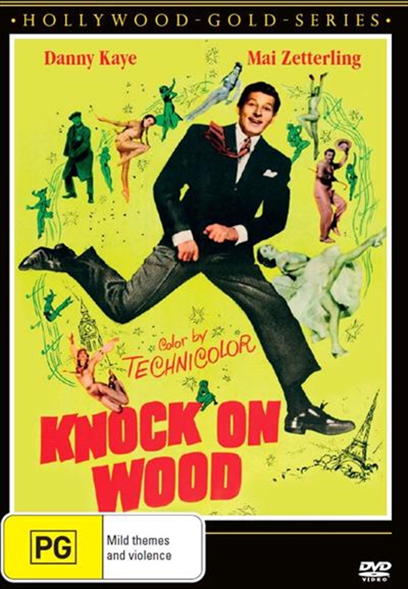 Knock On Wood | Hollywood Gold | DVD