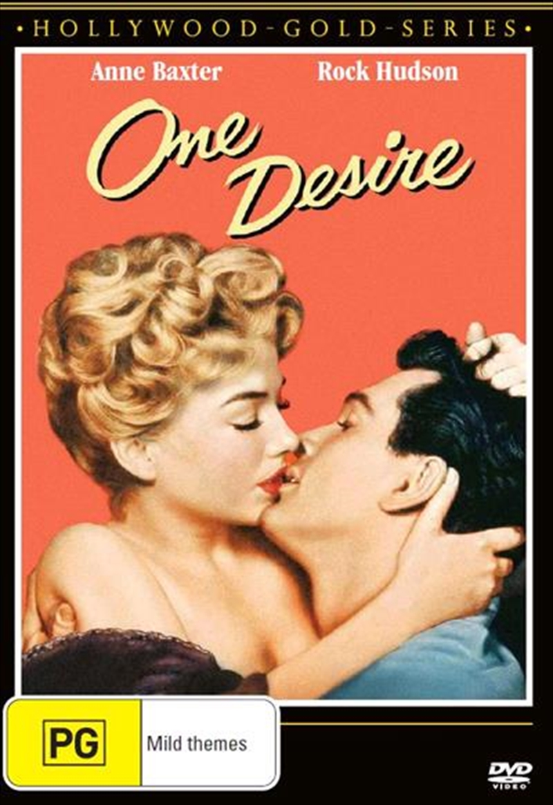 One Desire | Hollywood Gold | DVD