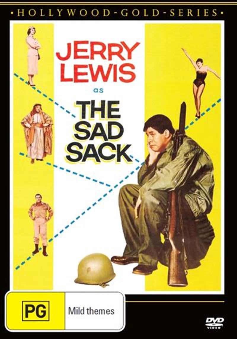 Sad Sack | Hollywood Gold, The | DVD