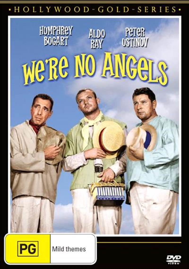 We're No Angels | Hollywood Gold | DVD