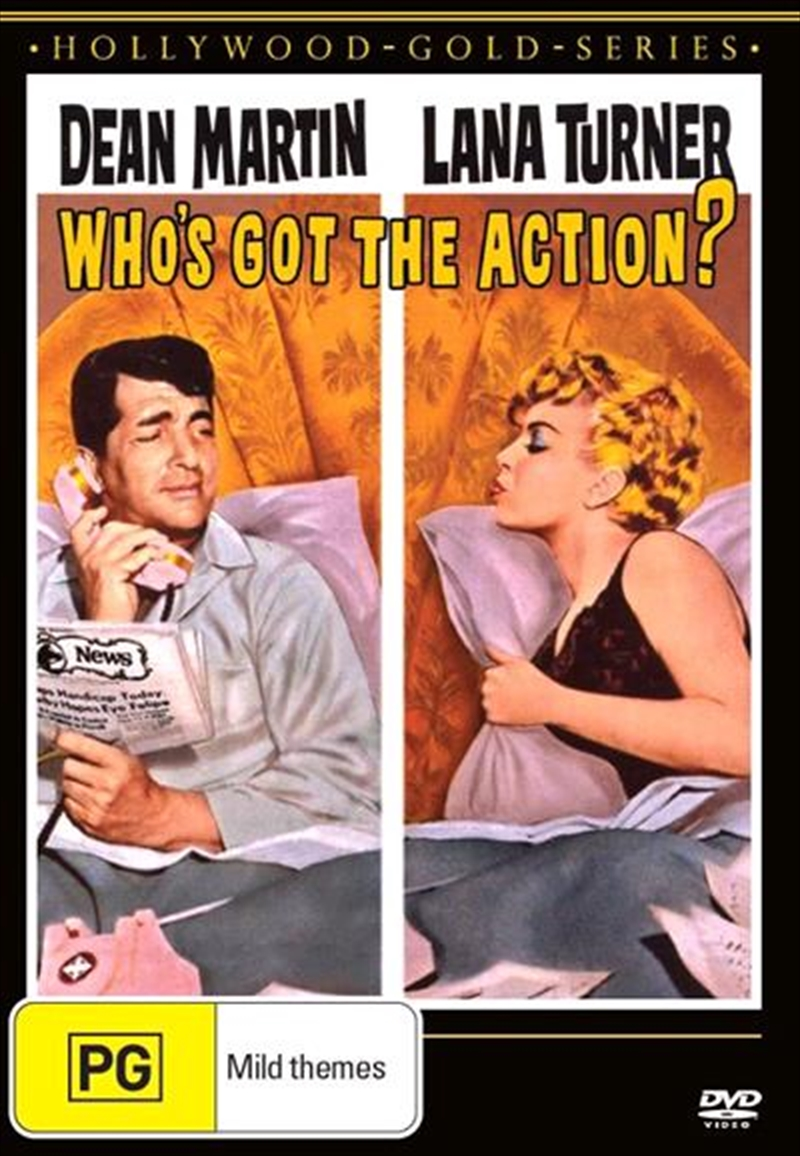 Who's Got The Action | Hollywood Gold | DVD