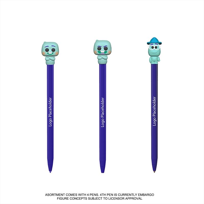 Soul - Pop! Pen Topper ASST | Merchandise