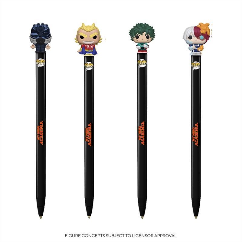 My Hero Academia - Pop! Pen Topper ASST | Merchandise