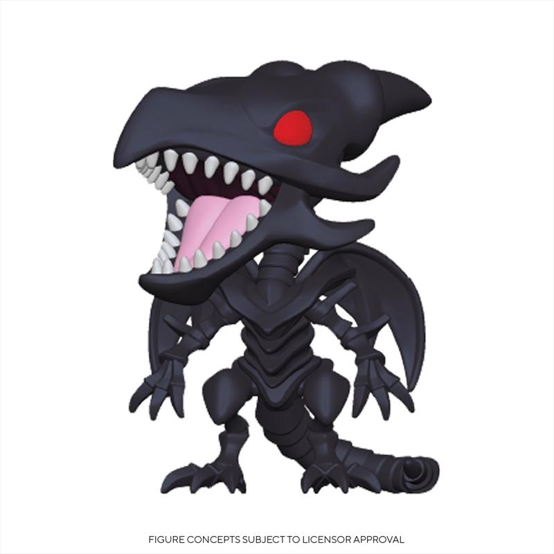 Yu-Gi-Oh - Red-Eyes Black Dragon Pop! | Pop Vinyl
