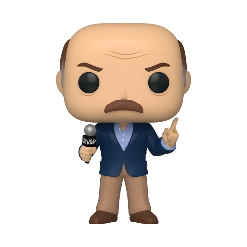 Spider Man Far From Home - J. Jonah Jameson Pop! Vinyl [RS] | Pop Vinyl