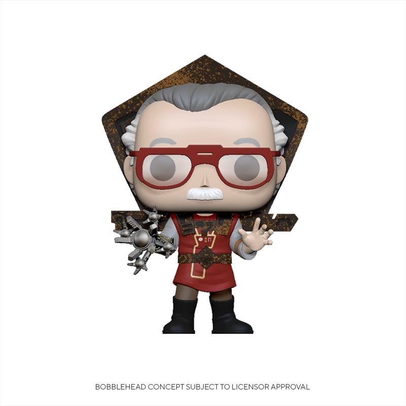 Stan Lee - Cameo Thor Ragnarok Pop! | Pop Vinyl