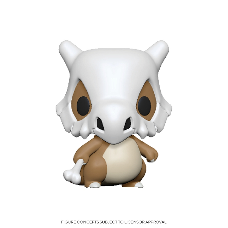 Pokemon - Cubone Pop! | Pop Vinyl