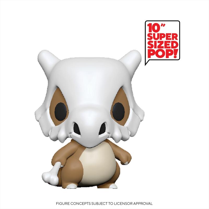 "Pokemon - Cubone 10"" Pop! RS | Pop Vinyl"