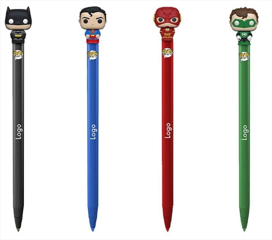DC Comics - 2020 Pop! Pen Topper ASST | Merchandise