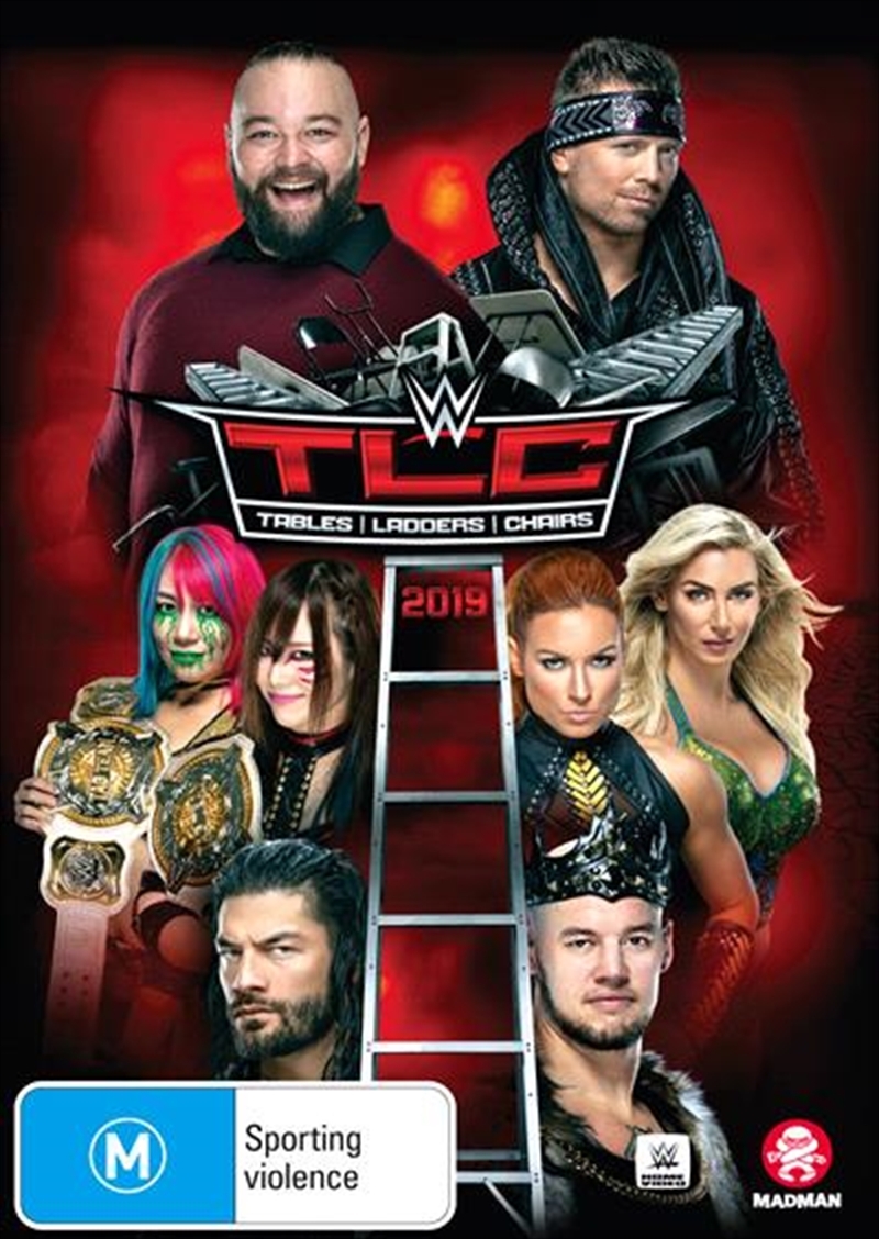 WWE - TLC - Tables, Ladders, Chairs 2019 | DVD