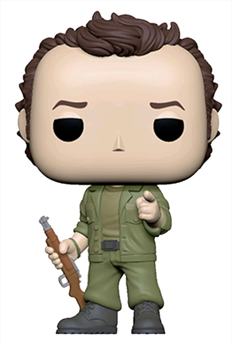 Stripes - John Winger Pop! Vinyl | Pop Vinyl