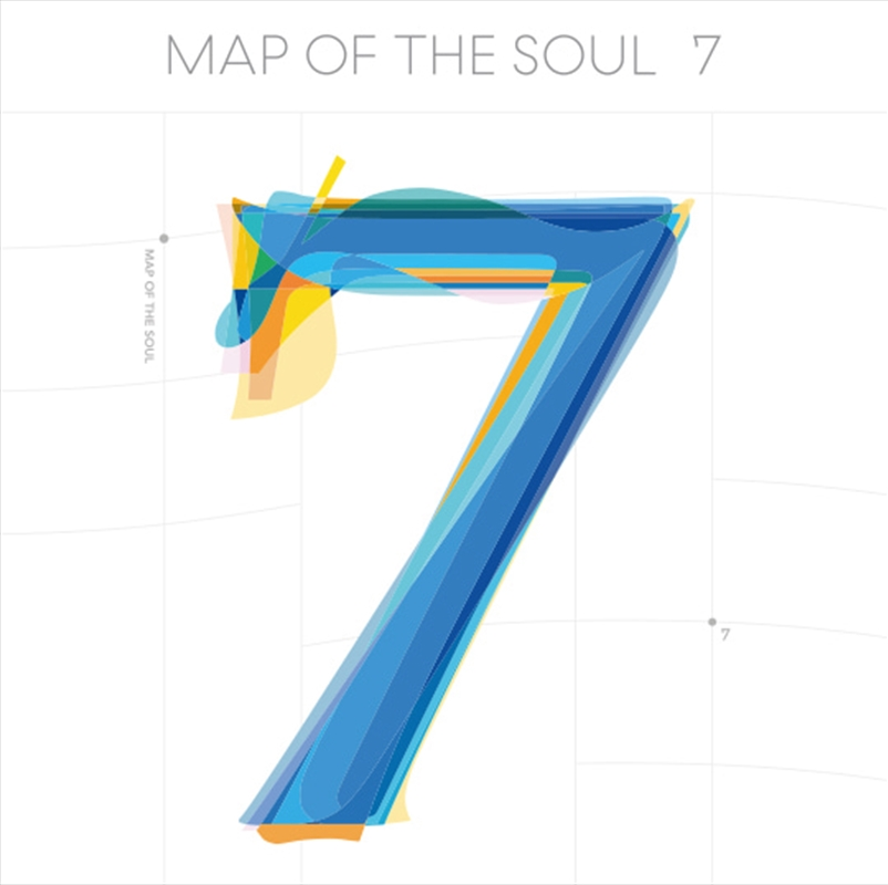 MAP OF THE SOUL - 7 | CD