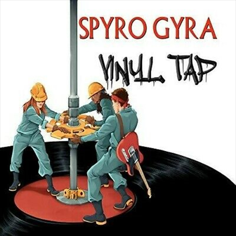 Vinyl Tap   CD