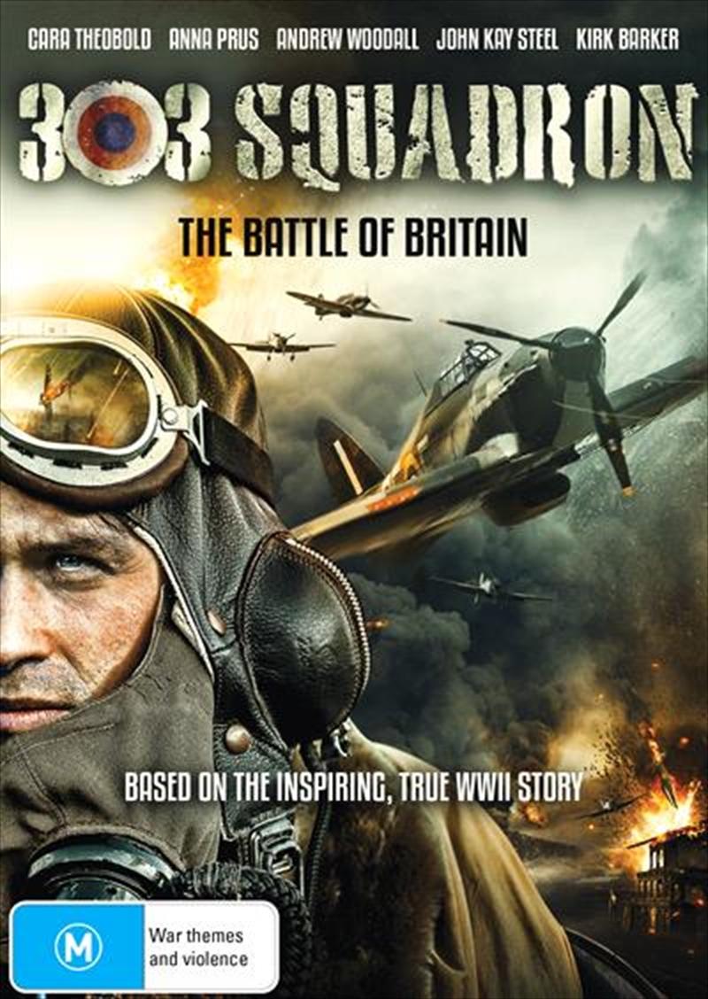 303 Squadron   DVD