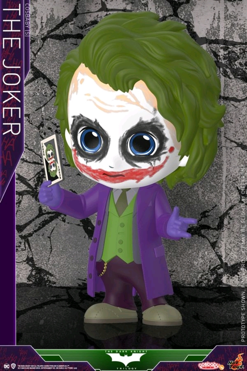 Batman: Dark Knight - Joker Cosbaby | Merchandise