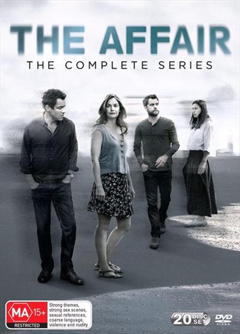 Affair - Season 1-5 | Complete Series, The | DVD
