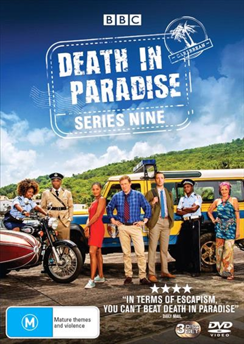 Death In Paradise - Series 9 | DVD