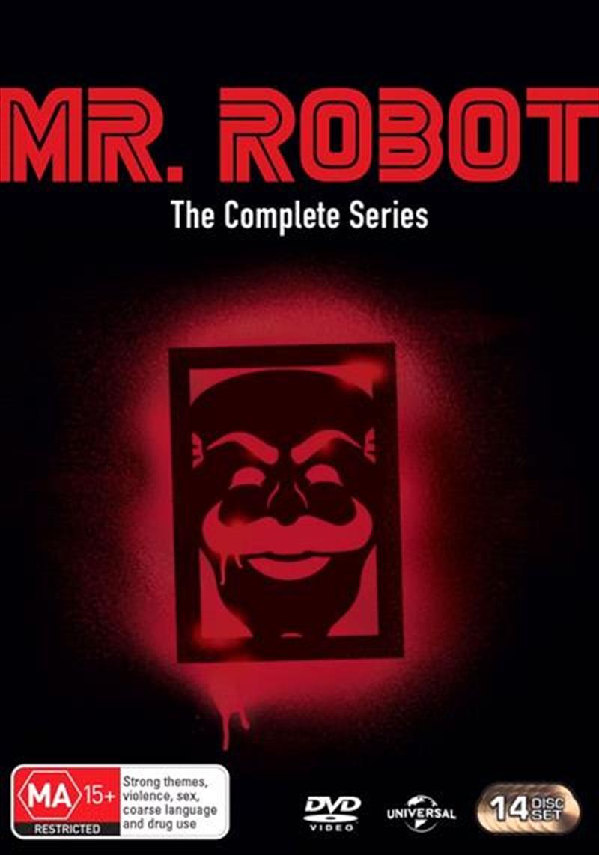 Mr. Robot - Season 1-4 | Boxset | DVD