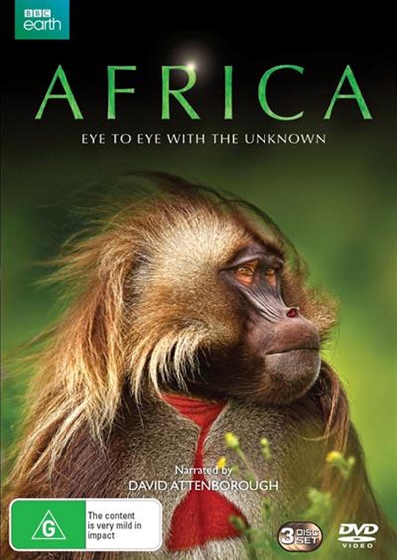 Africa   DVD