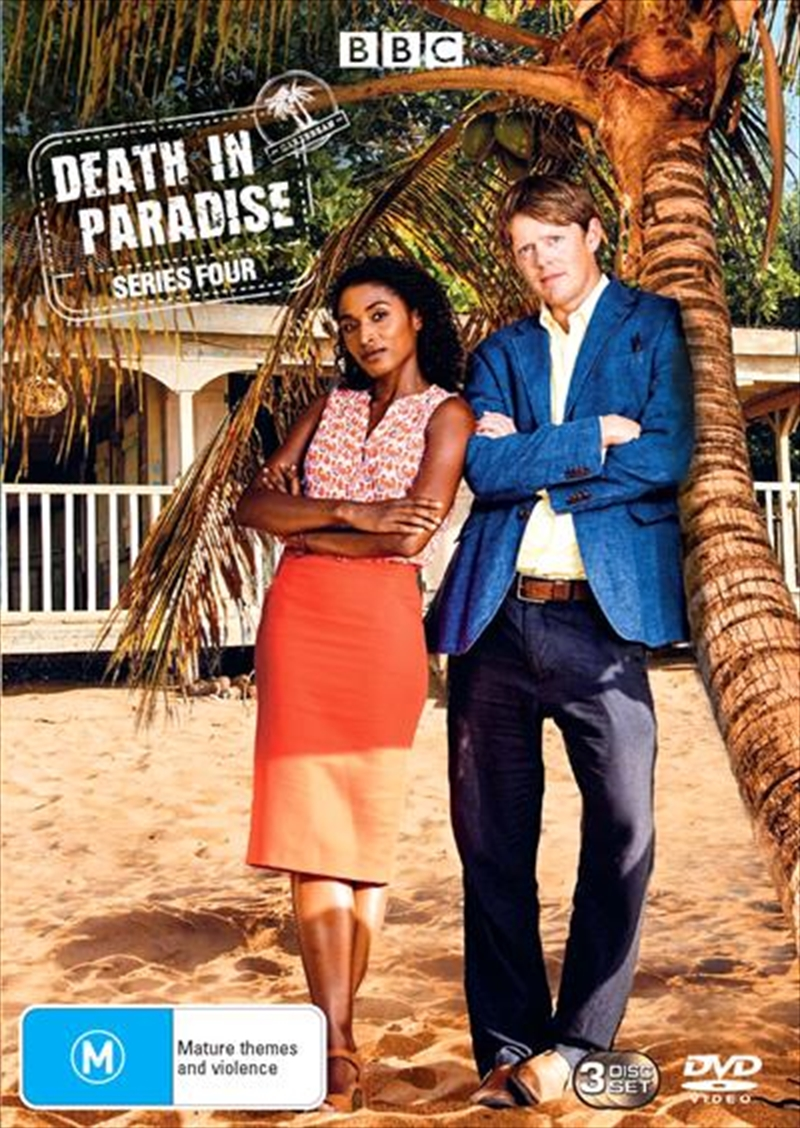 Death In Paradise - Series 4 | DVD
