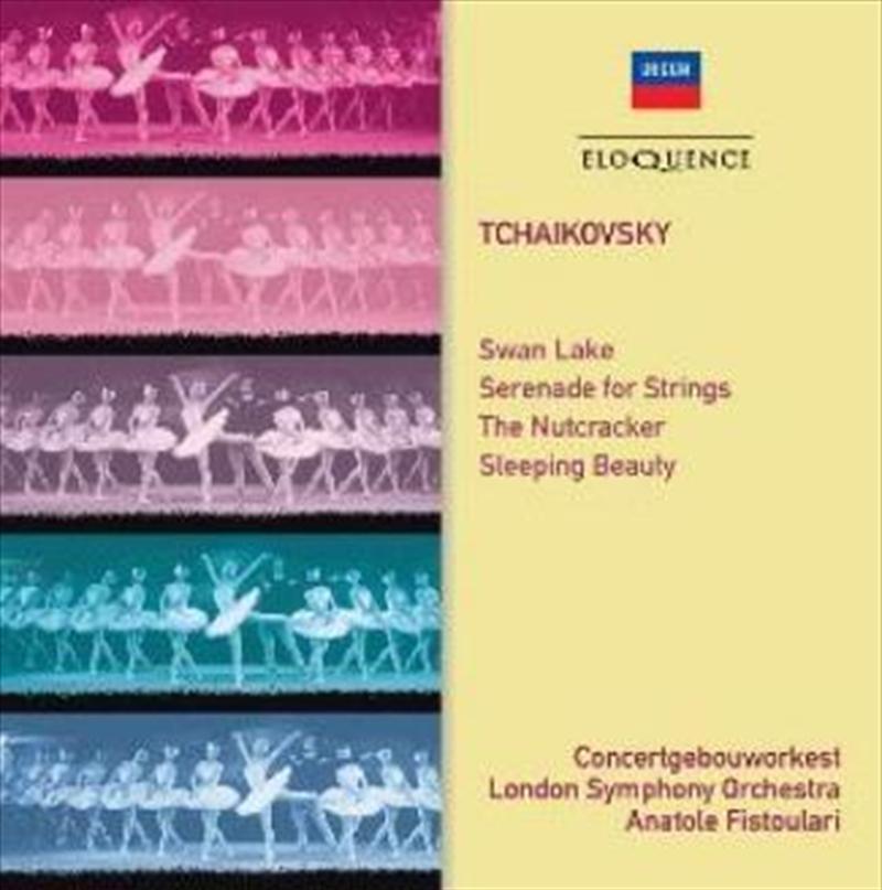 Tchaikovsky Serenade - Ballet Music | CD