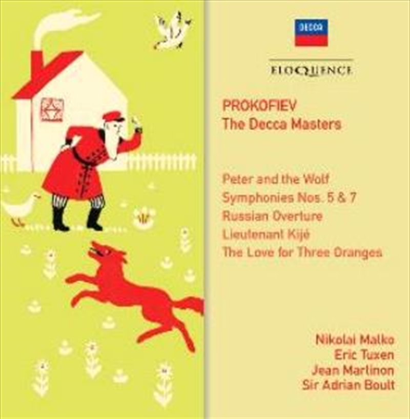 Prokofiev - The Decca Masters | CD