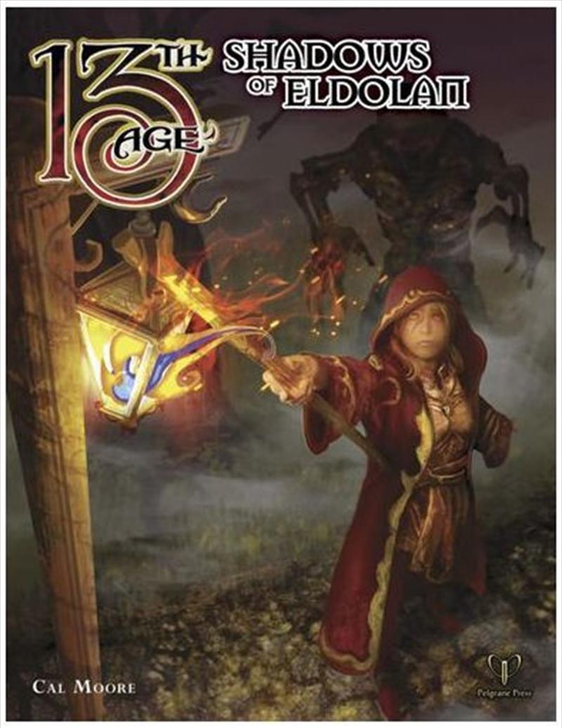 13th Age RPG - Shadows of Eldolan Adventure | Merchandise
