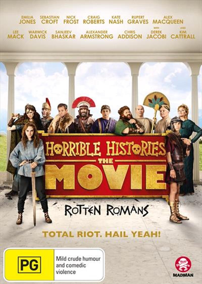Horrible Histories The Movie - Rotten Romans | DVD